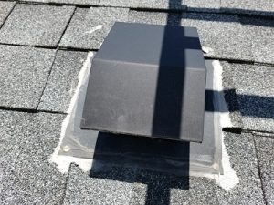 Dryer Roof Vent Cover